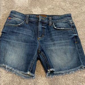 Joes jeans ex-lover short